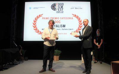 Premiati i vincitori delle quattro categorie in concorso, assegnati anche tre premi speciali.