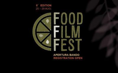 Aperto il bando per l'edizione 2021 di Food Film Fest!
